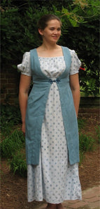 Regency Spencer/Pelisse Pattern