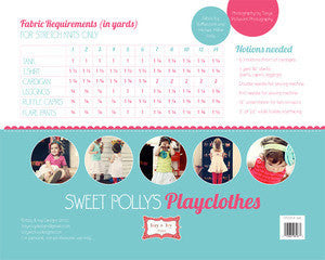Sweet Polly's Playclothes
