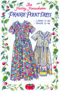Prairie Point Dress Girl's Sizes 2~14