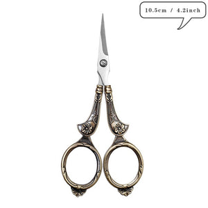 Antique Styled Embroidery Scissors