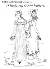 Load image into Gallery viewer, Regency Gown