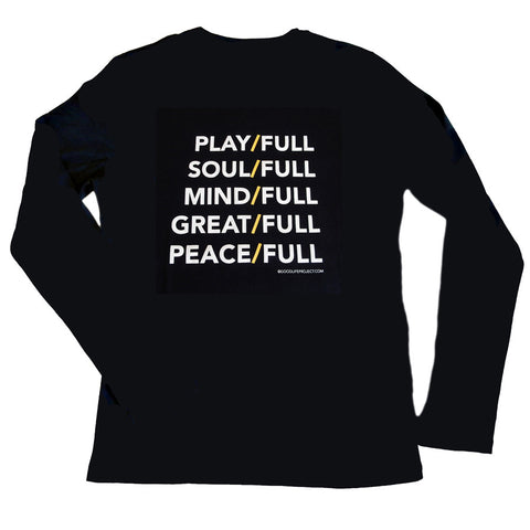 Play/Full, Soul/Full Long Sleeve T-shirt