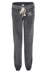 Sweatpants - GLP Groovy Logo - Distressed Graphite