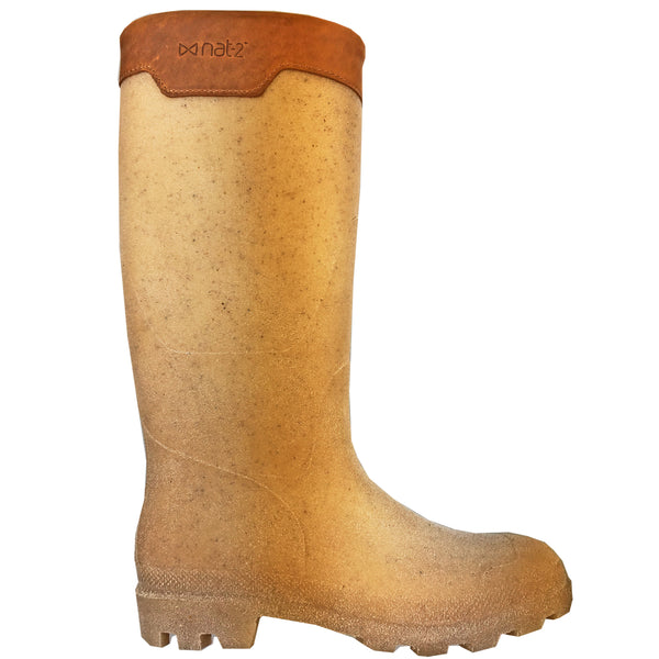 nat-2™ Rugged Prime Bully corn (M) | 100% waterproof rainboots