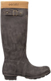 nat-2™ Rugged Prime Hunt grey brown (W) | 100% waterproof rainboots
