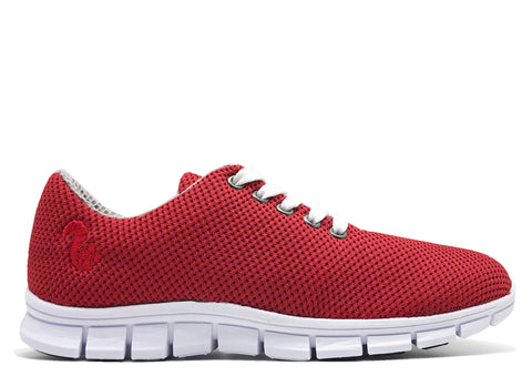 thies ® Cornrunner crimson red | vegan aus Mais gefertigt