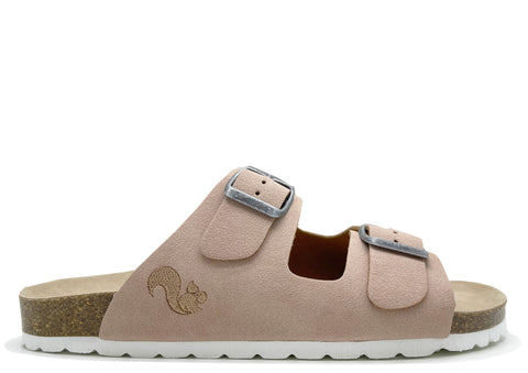 thies 1856 ® Eco Bio Sandal vegan rose (W/X)