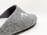 thies 1856 ® Recycled PET Bio Clog vegan anthracite (W/M/X)