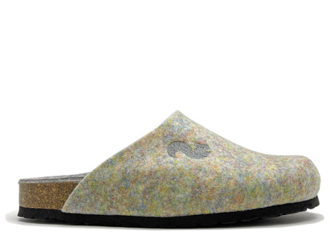 thies 1856 ® Recycled PET Bio Clog vegan multi mint (W/M/X)