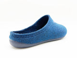 thies 1856 ® Recycled PET Slipper Kids vegan navy (K)