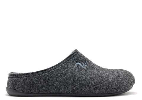 thies 1856 ® Recycled PET Slipper vegan anthracite (W/M/X)