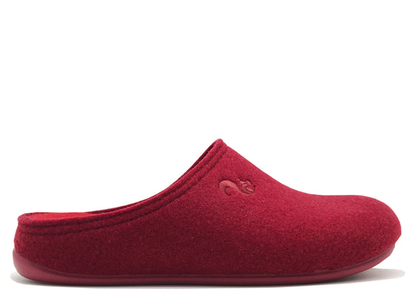 thies 1856 ® Recycled PET Slipper vegan bordeaux (W/M)