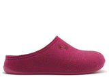 thies 1856 ® Recycled PET Slipper vegan fuchsia (W)