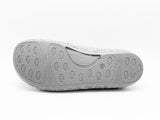 thies 1856 ® Recycled PET Slipper vegan light grey (W/M/X)