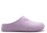 thies 1856 ® Recycled PET Slipper vegan lilac (W/X)