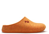 thies 1856 ® Recycled PET Slipper vegan orange (W/M)