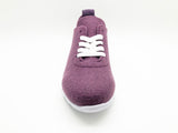 thies ® PET Sneaker grape | vegan aus recycelten Flaschen