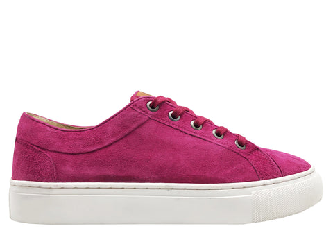 thies ® Veggie Tanned Sneakers pink (W)