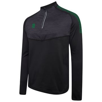 DUAL PERFORMANCE TOP 1/4 zip