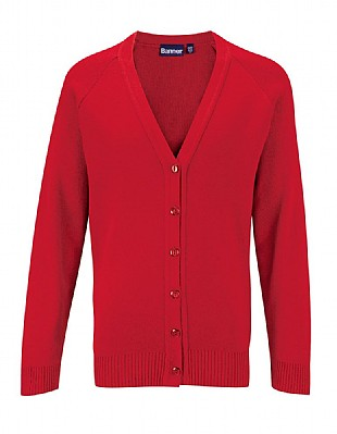 Newton Primary (Knitted Premier Cardigan)