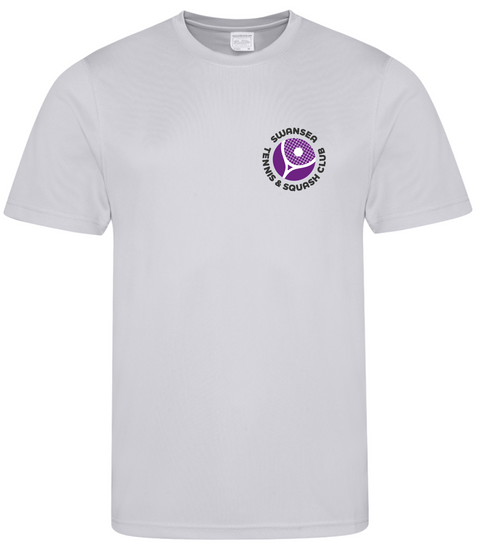 Swansea Tennis and Squash Club - Men's Tee