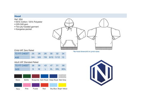 Waun Wen Primary (Hoodies)