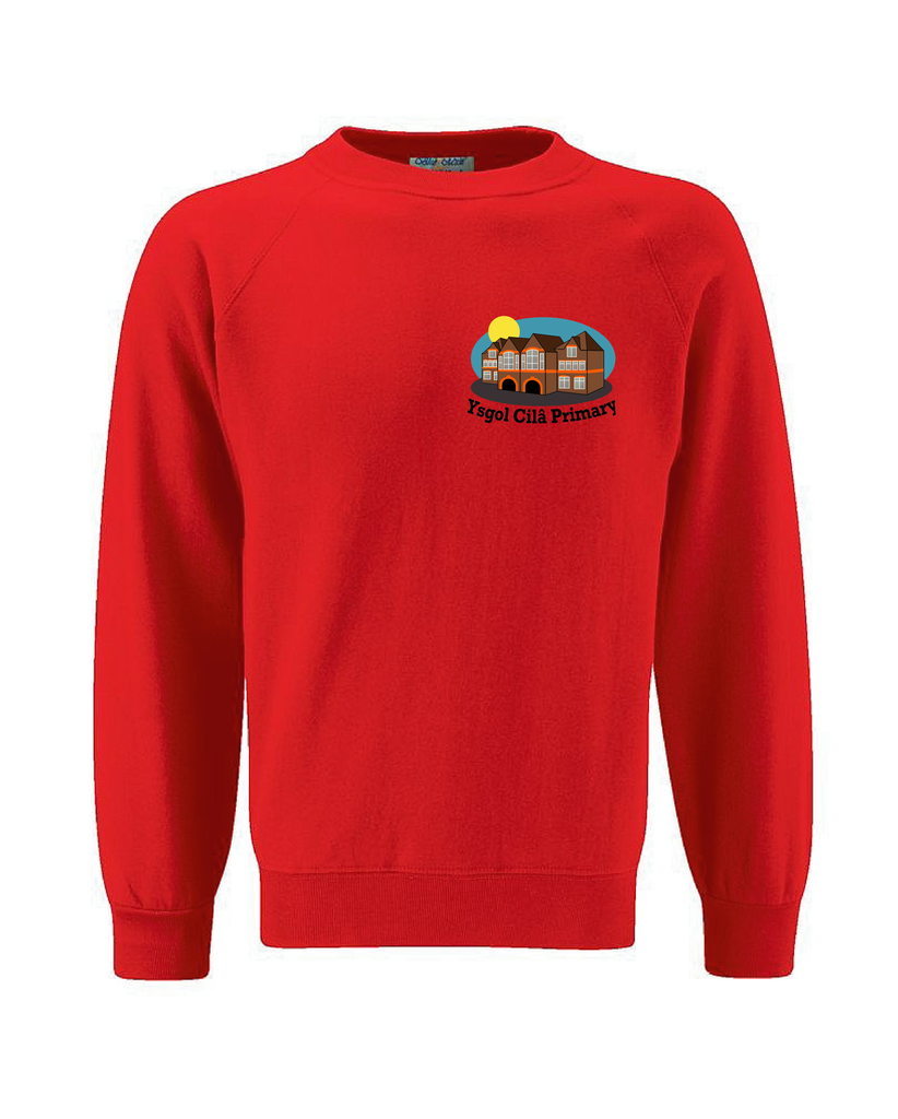 Cila Primary (Sweatshirt)