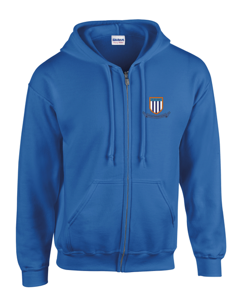 Dunvant Primary (Zipped Hoodie)