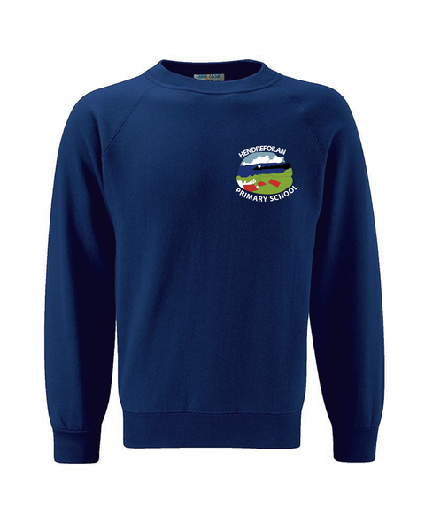 Hendrefoilan Primary (Sweatshirt)