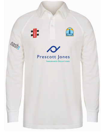 Mumbles CC - Match Shirts Senior L/s