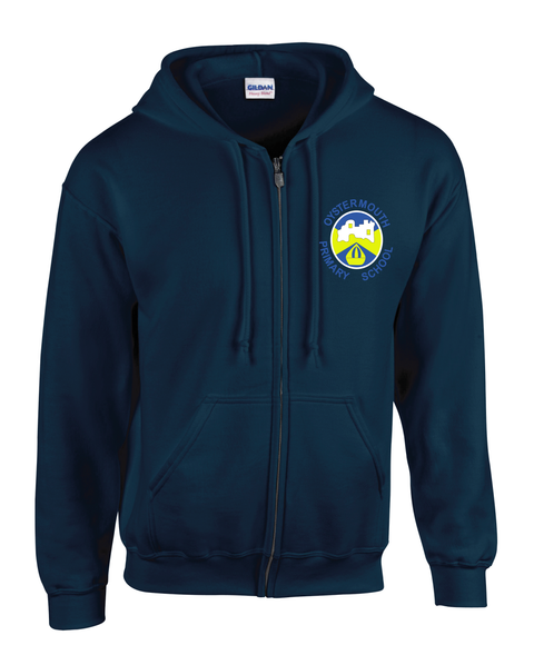 Oystermouth Primary (Zipped Hoodie)