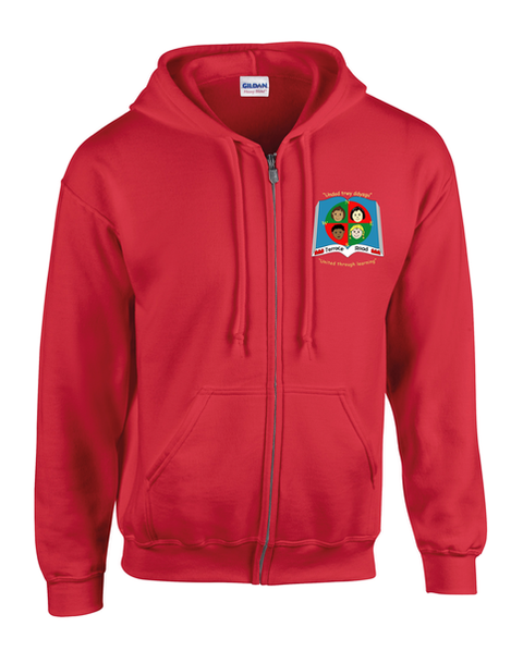 Terrace Road Primary (Zipped Hoodie)