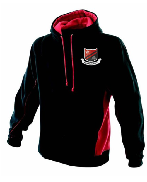 Bonymaen RFC Hooded Sweat