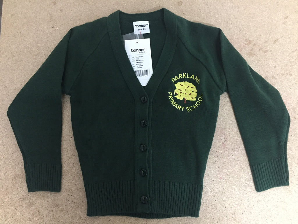 Parkland Primary (Knitted Premier Cardigan)