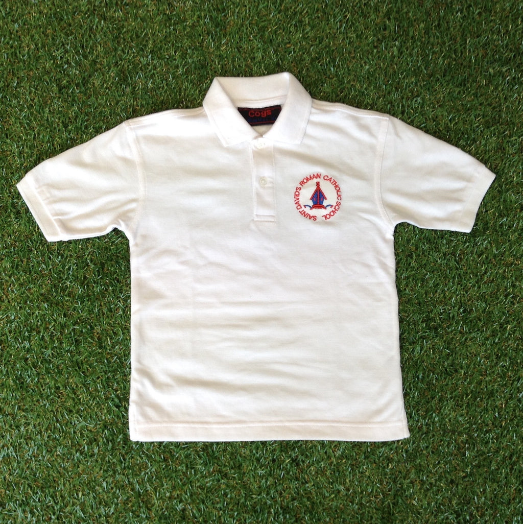 St David's Primary (Polo Shirt)