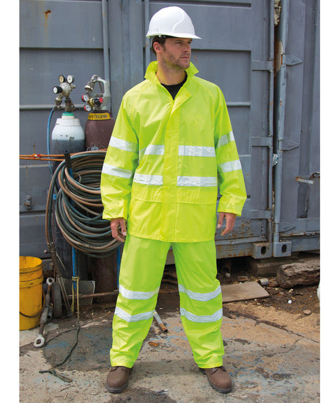Hi Vis waterproof set