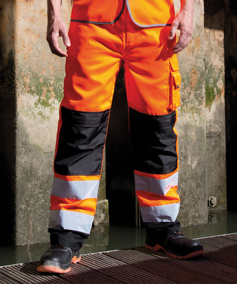 Cargo trousers EN20471 CLASS 2 Safety