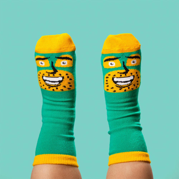 Chatty Feet 'Commander Awesome' Kids Socks