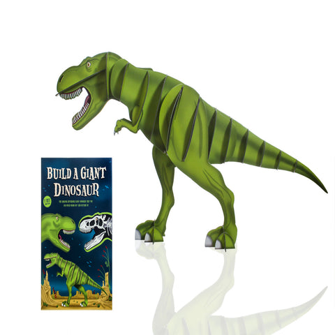 Build A Giant Dinosaur - T-Rex