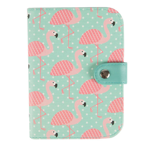 'Flamingo' Passport Holder