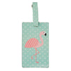 'Flamingo' Luggage Tag