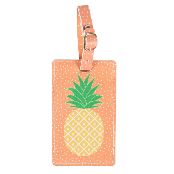 'Pineapples' Luggage Tag *NEW*