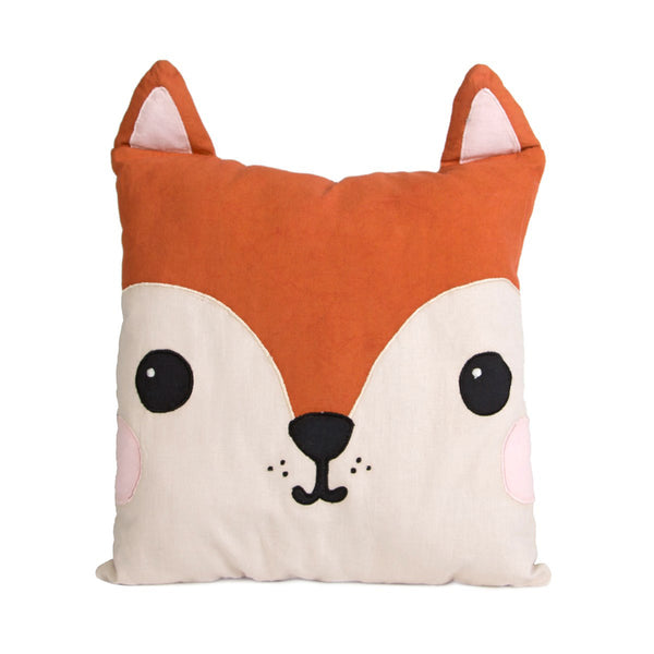 'Hiro The Fox' Cushion