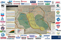 Permian Basin Resource Plays Map