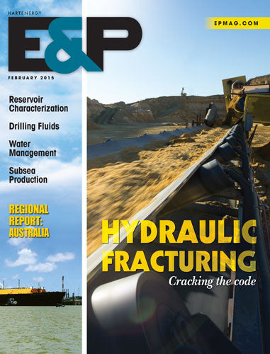 E&P Magazine | February 2015 | Volume 88 | Issue 02
