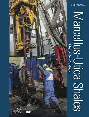 2016 Marcellus and Utica Shales Playbook