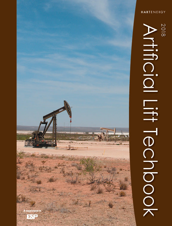 E&P oil and gas artificial lift techbook