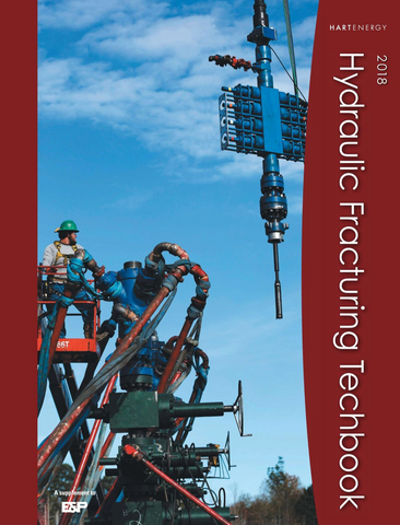 E&P oil and gas hydraulic fracturing techbook