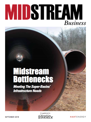 Midstream Business, quarterly supplement of Oil and Gas Investor