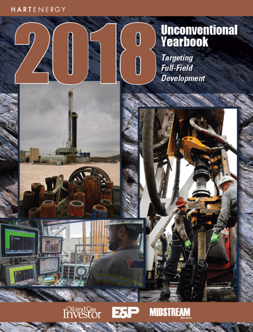E&P oil and gas unconventional yearbook